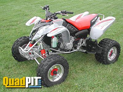 03 polaris predator 500 motor